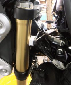 Honda Grom steering wheel stopper base