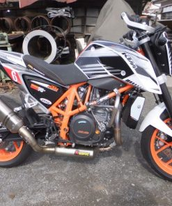 Crash bar kit for KTM 690DUKE