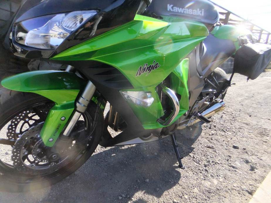 Kawasaki Ninja 1000 SSB Crash Guard Protection Cage 2011~2016 Models [KS35]