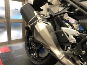 SSB Gymkhana motorcycle crash guards for misc  brands -Made
